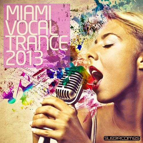 VA - Miami Vocal Trance (2013)