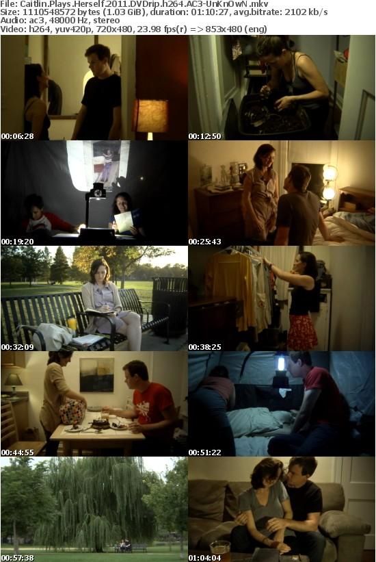 Caitlin Plays Herself (2011) DVDrip h264 AC3-UnKnOwN