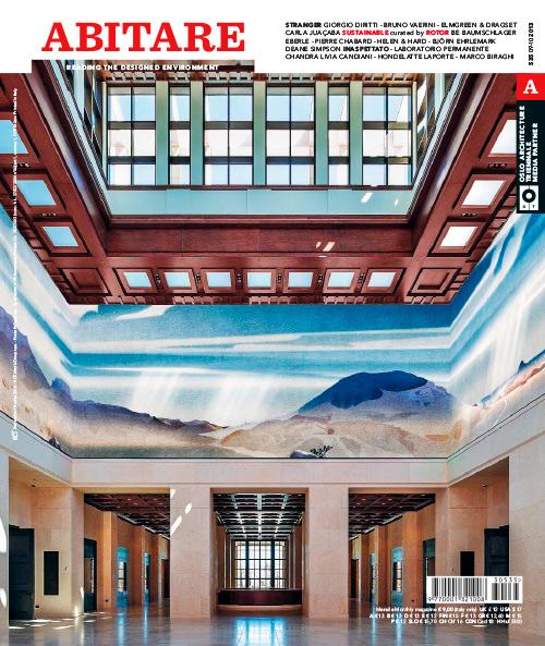 Abitare Magazine - September 2013
