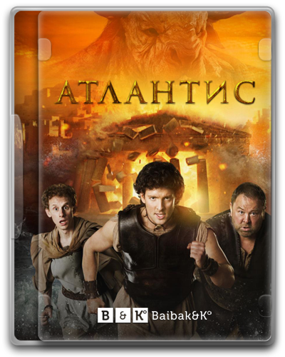 Атлантида / Atlantis [01x01-04 из 13] (2013) HDTVRip 720р | BaibaKo