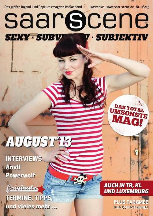 Saar Scene - August 2013