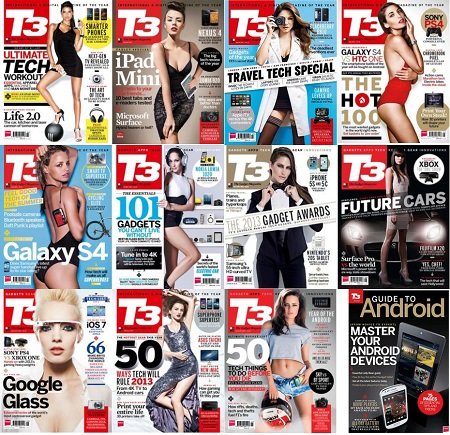 T3 2013 - Full Year Collection (UK) (HQ PDF)