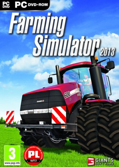 Farming Simulator 2013 Titanium Edition v2.0-Crypton (PC-ENG-2013)