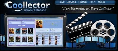 Coollector Movie Database v.4.0 MacOSX