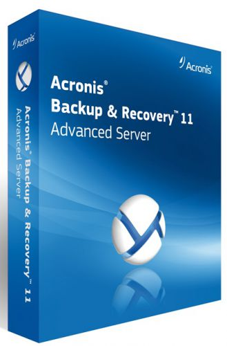 Acronis Backup & Recovery 11.5 Build 37975 Bootable CD