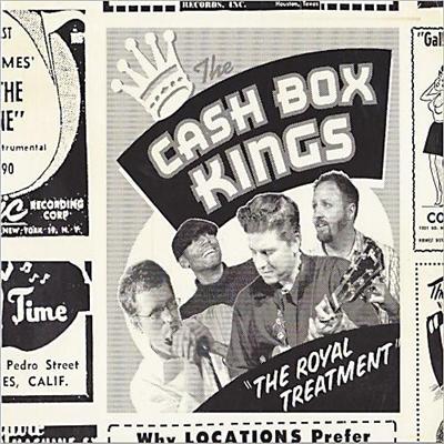 Cash Box Kings - The Royal Treatment (2006)