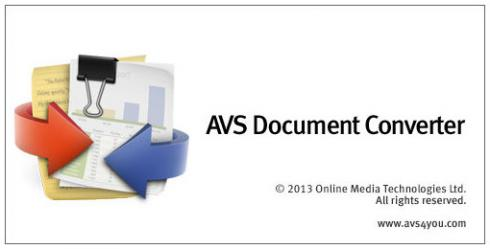 AVS Document Converter 2.3.1.232