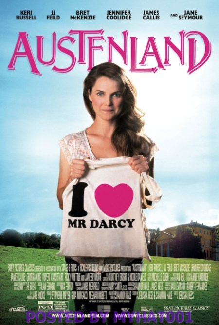 Austenland (2013) 1080p BrRip x264 - YIFY