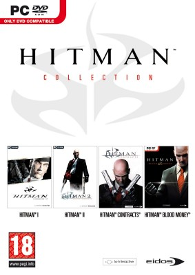 Hitman 4 in 1 / ������ 4 � 1 (RUS) 2000-2005