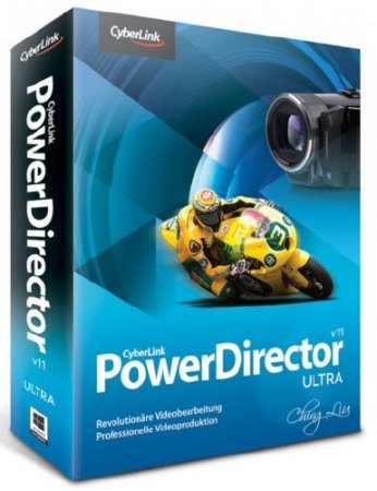 CyberLink PowerDirector Ultra v11.0.0.2418 Incl Keymaker-CORE