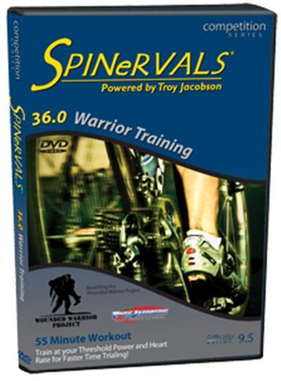 Spinervals Competition 36.0 - Warrior Training (DVDRip)