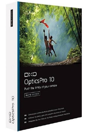 DxO Optics Pro 10.5.1 Build 848 Elite (x64) ENG