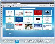 Opera - Сборка старых версий (2008 - 2014) PC