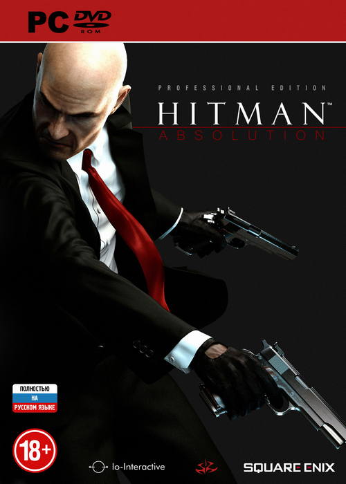 Hitman: Absolution - Professional Edition *v.1.0.447.0* (2012/RUS/ENG/MULTi8/RePack)
