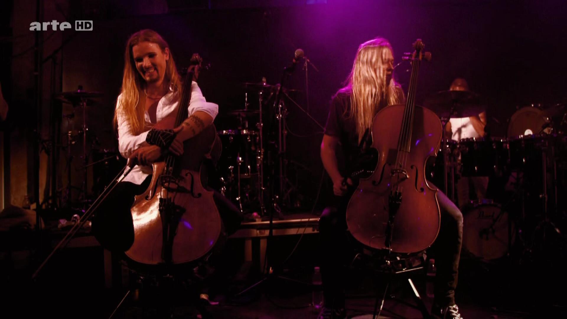 Apocalyptica - Berlin Live (2015) HDTV 1080i