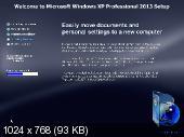 Windows XP Professional SP3 VL с обновлениями по 23.08.2013