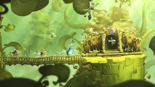 Rayman Legends (Xbox360/RUSSOUND)