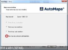 AutoMapa 6.14 FINAL EU - Windows Mobile / PC