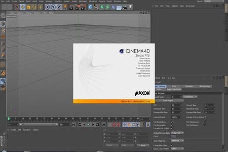 CINEMA 4D ( R15.008 HYBRID, RC79244, 2013 )
