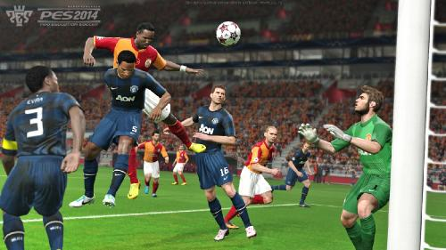Pro Evolution Soccer 2014 (Xbox360/RUS/Demo)