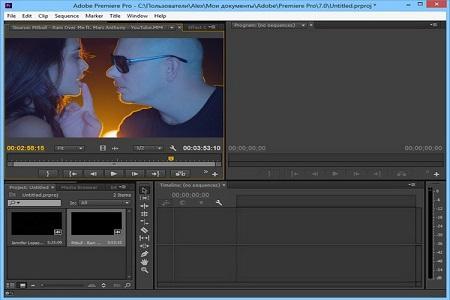 Adobe Premiere Pro CC ( v.7, 2013, ENG )