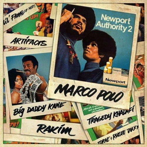 Marco Polo - Newport Authority 2 (2013)