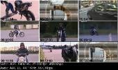 Видеоуроки - Мастер-класс вождения мотоцикла  (2013) WEBRip