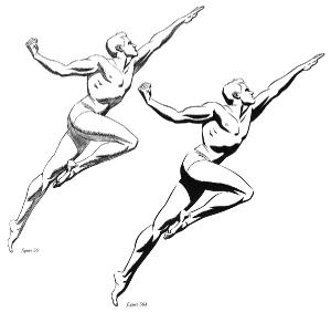 Искусство контуровки комикса: Растушевка и Штриховка