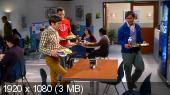 Теория Большого Взрыва / The Big Bang Theory [07х01-03] (2013) WEB-DL 1080i | Кураж-Бамбей
