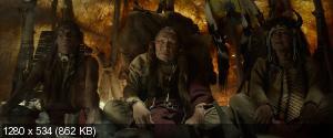 Одинокий рейнджер / The Lone Ranger (2013) BDRip 720p | Лицензия