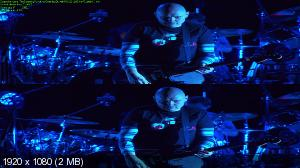 Smashing Pumpkins: Океания 3D в Нью-Йорке / The Smashing Pumpkins: Oceania 3D Live in NYC Вертикальная анаморфная