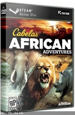 Скачать Игру Cabelas African Adventures