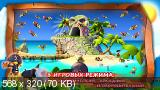 Crazy Chicken: Pirates v1.0.3 (2013) КПК by Smart-Tracker