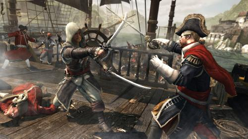 Assassin's Creed IV: Black Flag (Xbox360/RUSSOUND)