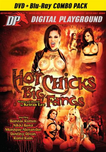 Hot Chicks Big Fangs (2013)