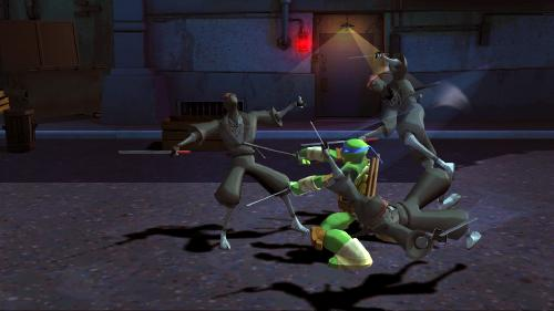 Teenage Mutant Ninja Turtles (Xbox360/ENG)