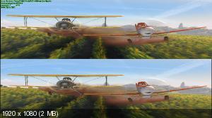 Самолеты / Planes  ( by Ash61) Вертикальная анаморфная