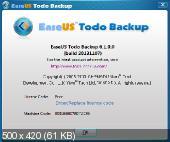 EASEUS Todo Backup Free 6.1
