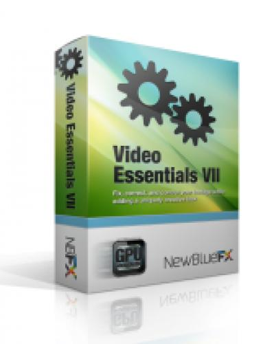 NewBlue FX Video Essentials VII