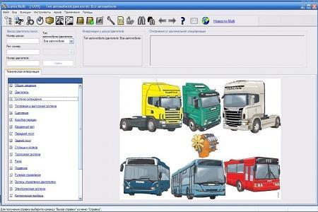 Scania Multi ( 05/2013, Multi + RUS )