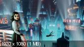 BioShock Infinite: Burial at Sea - Episode 1 (2013/ENG/DLC)