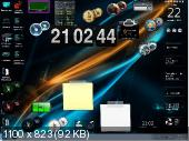 Windows 7 SP1 Ultimate MoN Edition 2.08