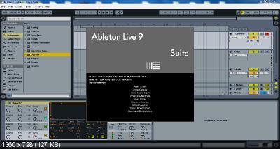Ableton Live 9 Suite 9.1 (2013/x86-x64)