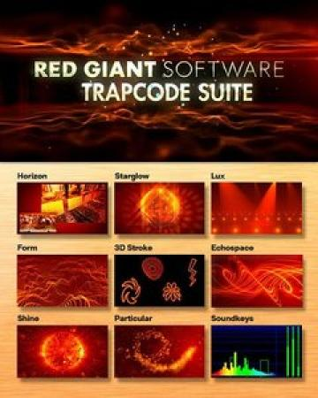 Trapcode Suite 12.1.3 (Mac OS X)