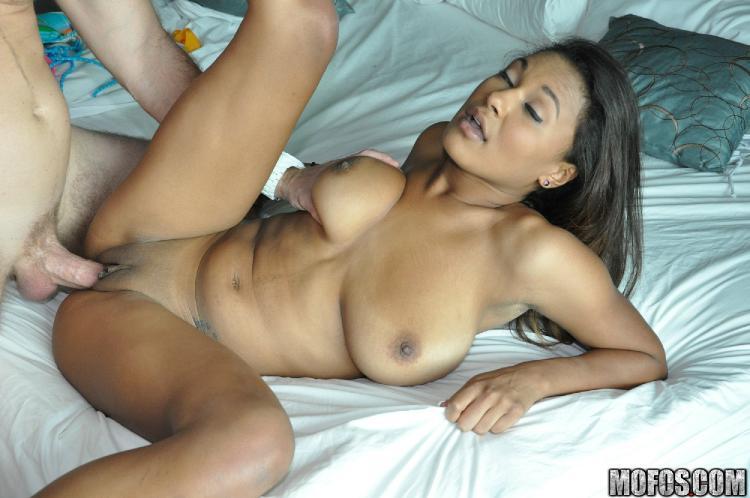 Sierra santos hosing down her sweet tits latina sex tape - 1 part 7