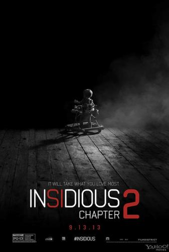 Insidious Chapter 2 2013 720p BRRIP x264 AC3 CrEwSaDe