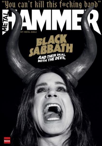Metal Hammer UK - January [2014]
