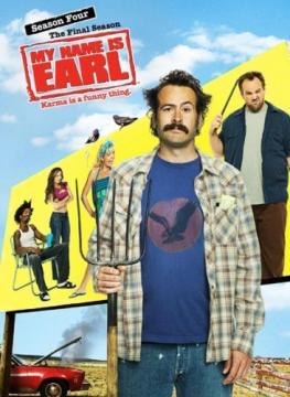 Меня зовут Эрл / My Name is Earl [Сезон: 4] (2009) BDRip 720p