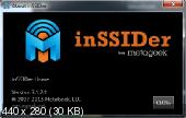 inSSIDer for Home 3.1.2.1