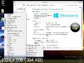Windows 8.1 Pro Standart Edition by YelloSOFT (x86/x64/RUS/2013)